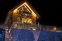 Mountain Chalet Ghilga